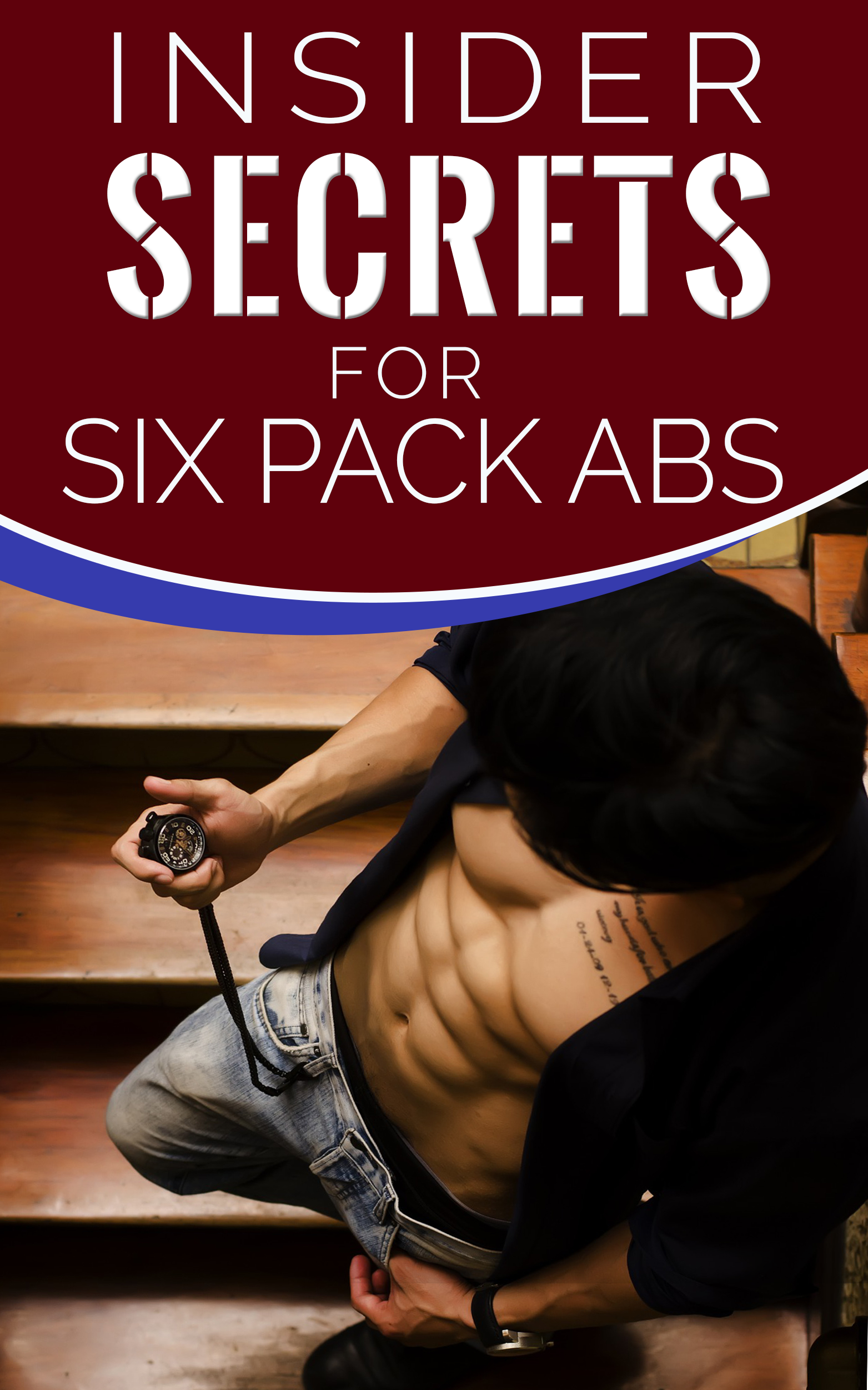 Discover These Secrets To Six Pack Abs In This Free eBook