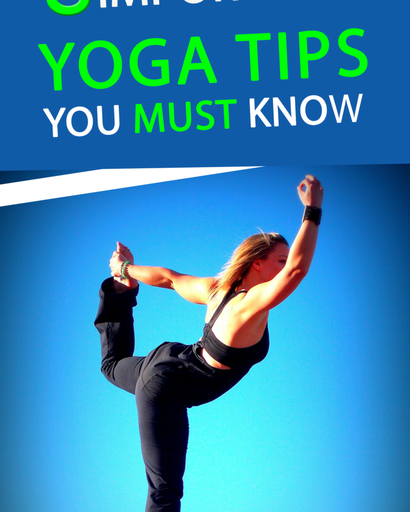 Free Top Yoga Tips ebook guide